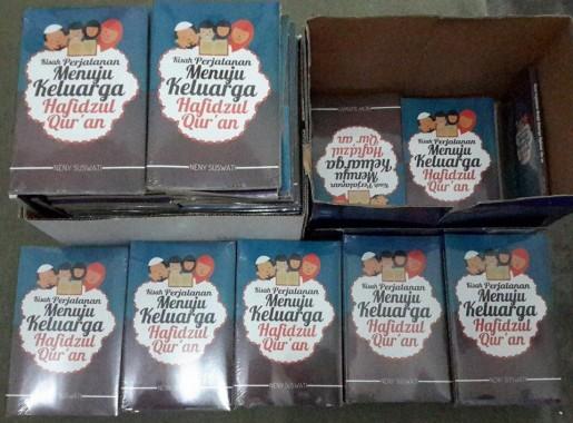Miliki Keluarga Penghafal Alquran, Neny Suswati di Lampung Tulis Buku Ini