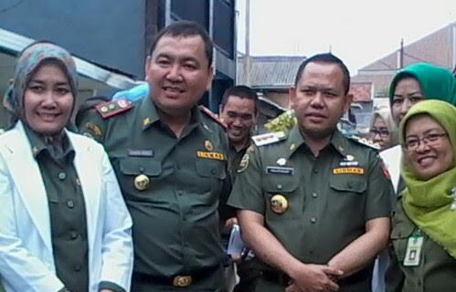 SMI Pringsewu Gelar Aksi di Depan Tugu Bambu
