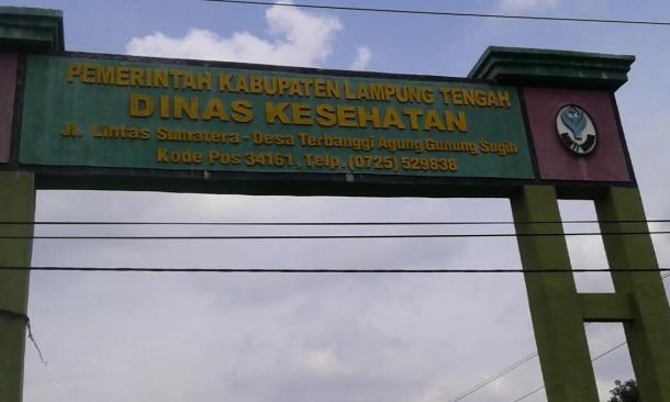 Dinas Kesehatan Lampung Tengah Programkan Antisipasi Penyakit Menular