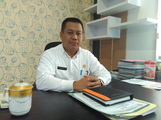 Plt Kepala Diskes Tubaba Perana P | Wahyu/jejamo.com