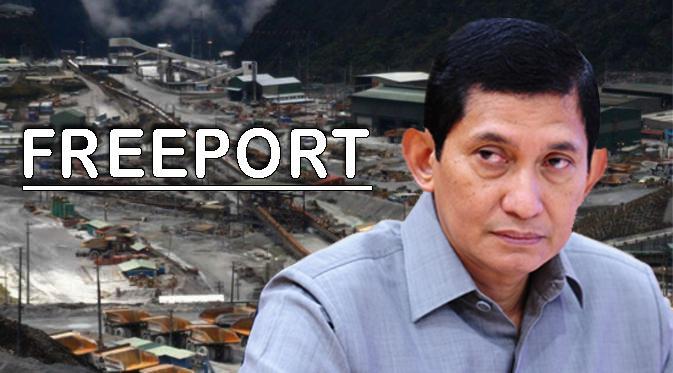 Maroef Sjamsoeddin Pilih Mundur dari Freeport