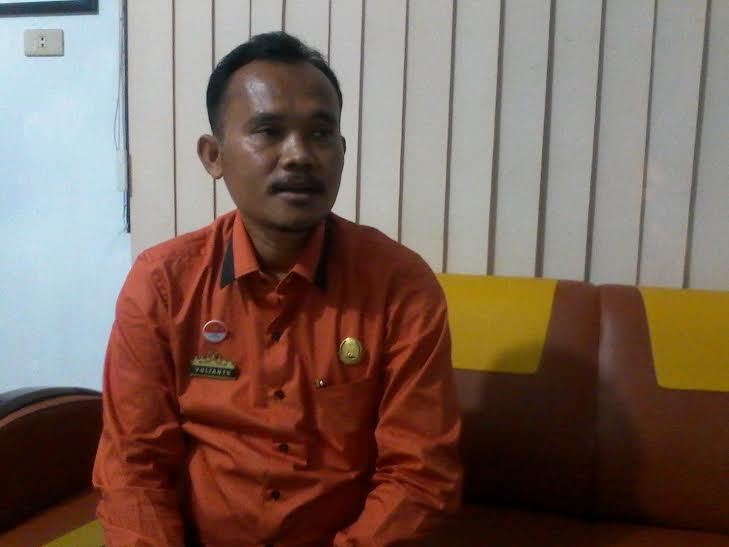 Yulianto, General Manager Perum Damri Cabang Lampung | Sigit/jejamo.com