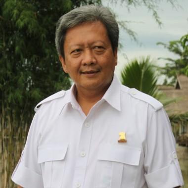 Prabowo Maklum Gunadi Ibrahim Kalah Pilkada Lampung Tengah