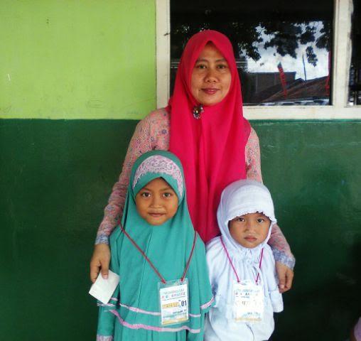 Guru dan Siswa SDIT MuhammadiyahBandar Lampung | Robby/jejamo.com
