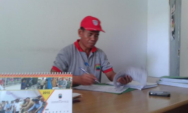Arbain Tersangka Pencuri Motor di Sukarame Bandar Lampung Ngaku Hanya Jadi Joki