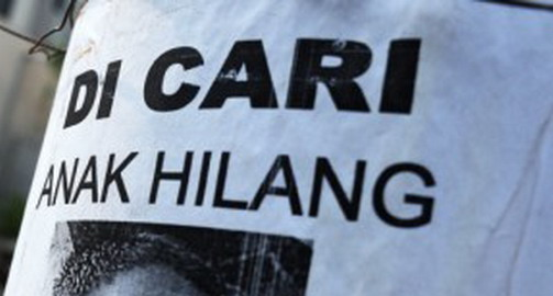Breaking News: Pengguna BBM di Lampung Heboh Broadcast Anak Hilang