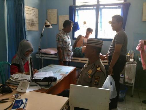 Penjambret di Lampung Timur Ini Selamat dari Amukan Massa