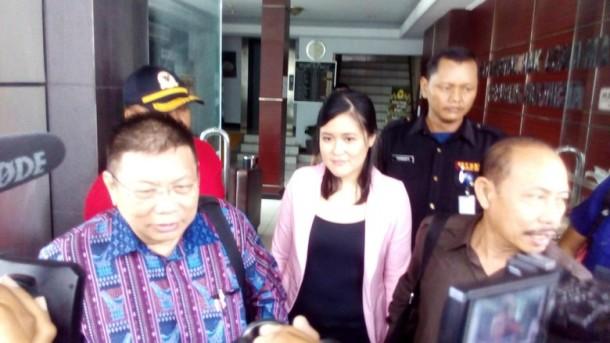 Diperlakukan Kasar Oleh Polisi, Jessica Lapor ke Komnas HAM