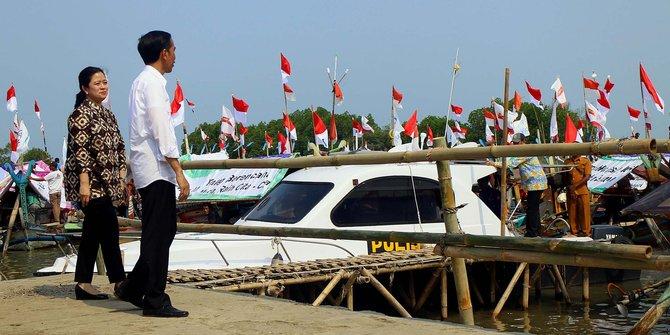 Politikus Gerindra Sebut Presiden Jokowi Tak Berani Tegur Puan karena Suruh Orang Miskin Diet