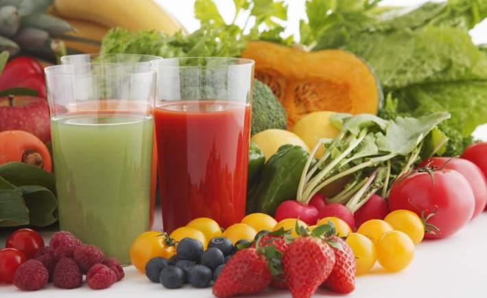 Jus buah dan sayuran | ist