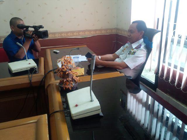 Ketua DPRD Lampung Timur Ucapkan Terimakasih kepada Zaiful Bokhari dan Yusran Amirullah