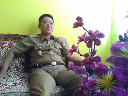 PNS dan Honorer Lampung Utara Wajib Jalani Tes Urine