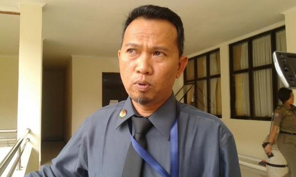 Plt Ketua Ombudsman Lampung Ahmad Saleh David Faranto. |  Heri/jejamo.com