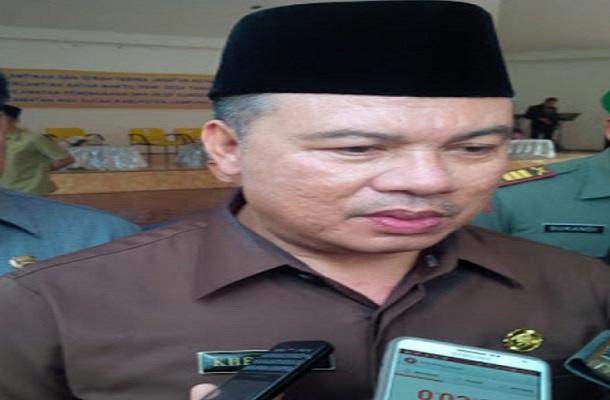 Penjabat  Bupati Lampung Selatan Kherlani | Heri/jejamo.com