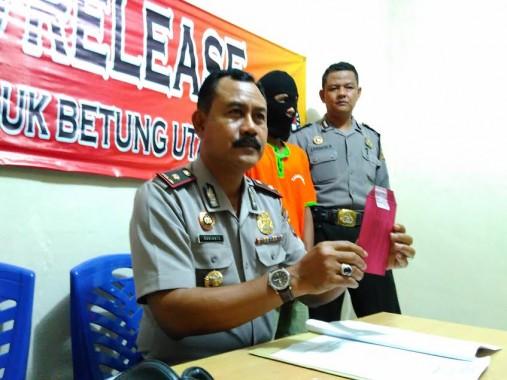 Miliki Sabu-Sabu, Deni Tukang Parkir di Bandar Lampung Dicokok Polisi