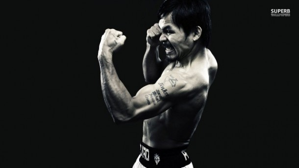 Manny Pacquiao | superbwallpapers.com