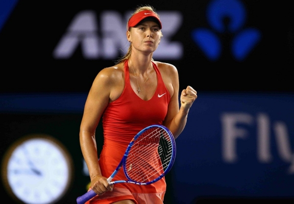Maria Sharapova Berhasil Maju ke Babak Keempat Australia Terbuka