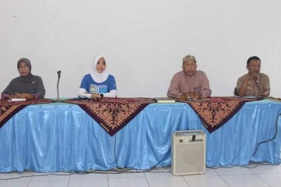 Kecamatan Metro Pusat Gelar Seleksi Tilawatil Quran (STQ)