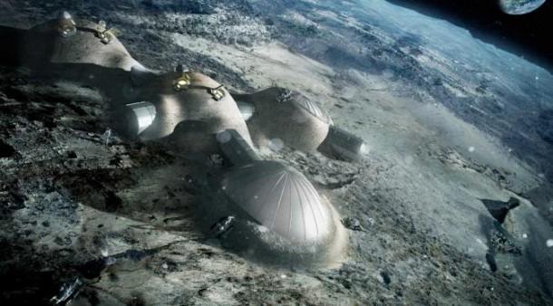 Ilmuan akan Buat Perkampungan di Bulan