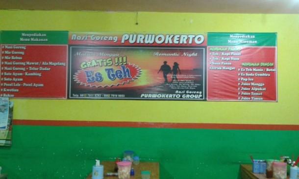 Nasi Goreng Purwokerto Bandarjaya