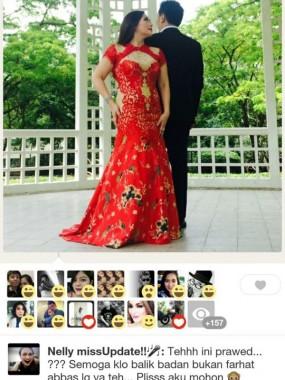 Unggah Foto Gaya Prewed, Nia Daniaty Akan Segera Menikah?