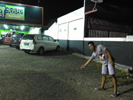Kronologis Penangkapan Terduga Begal Oleh Buser Depan SMA Arjuna Bandar Lampung