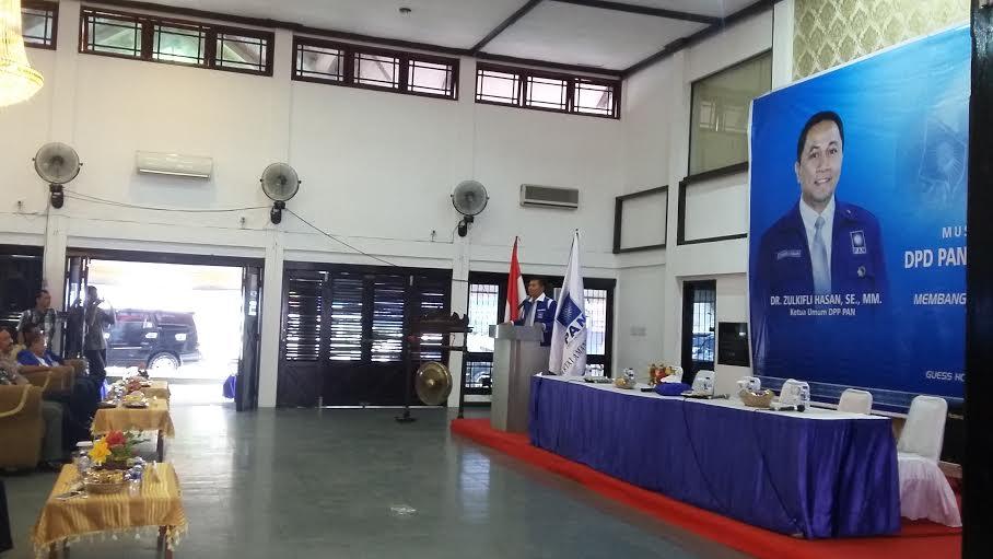 Sa'ad Sobari Apresiasi Kepengurusan DPD PAN Bandar Lampung 2010-2015