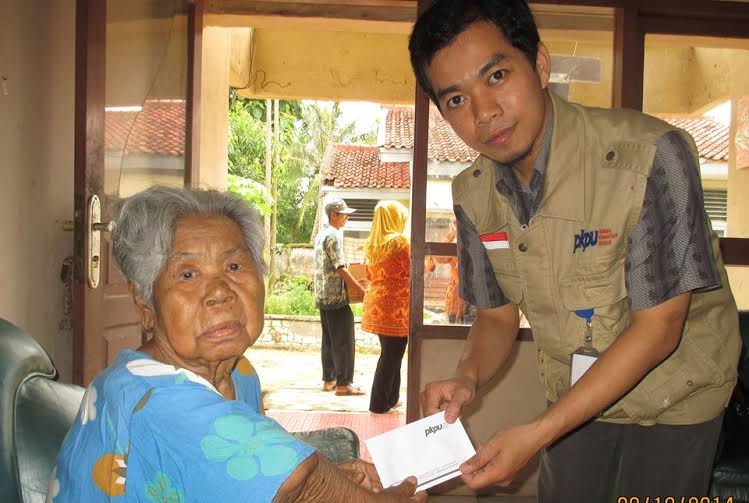 Kepala Cabang PKPU Lampung Sefrizal Permana | ist