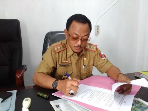 Breaking News: Warga Sekampung Lampung Timur Dihebohkan Pesawat Penumpang Hendak Mendarat Darurat