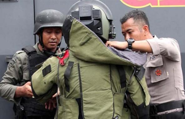 Penanganan Teror Jakarta