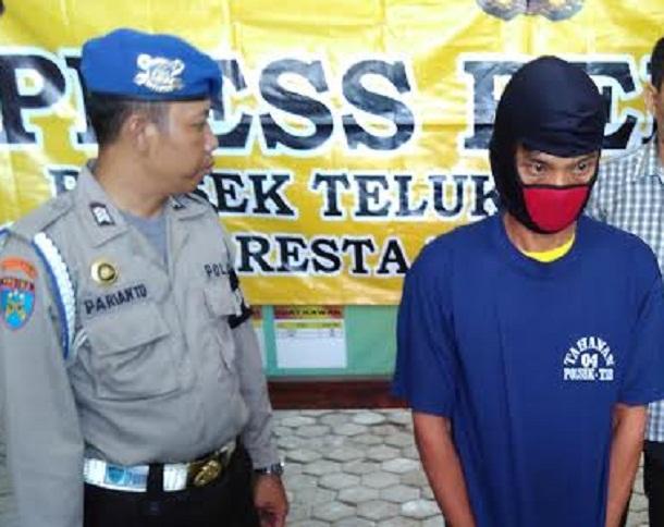 Edarkan Ganja Fernandes Warga Bandar Lampung Terancam Hukuman 5 Tahun Penjara