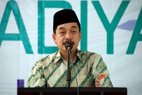 Pj Wali Kota Metro Akui Kontribusi Positif Muhammadiyah-Aisyiyah