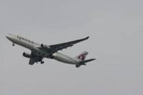 Breaking News: Dengar Suara Gemuruh Warga Sekampung Kira Pesawat akan Jatuh