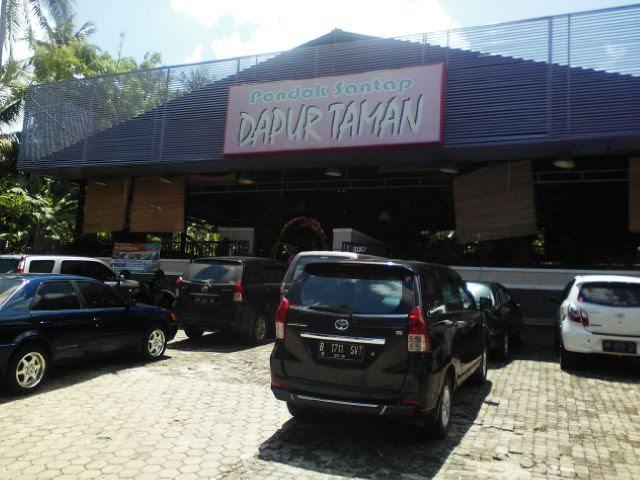 Ayo Wisata Kuliner ke Pondok Santap Dapur Kita Bandar Lampung