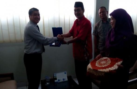 BRI Syariah Kerja Sama Universitas Muhammadiyah Metro Gelar Program Mini Banking