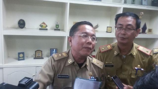 Asisten I Bidang Pemerintahan Pemprov Lampung Rifki Wirawan | jejamo.com