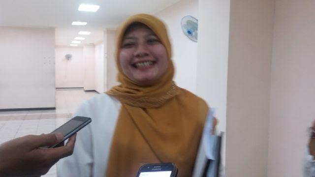 Sekretaris DPD I Partai Golkar versi Munas Bali Ririn Kuswantari | Arif/jejamo.com