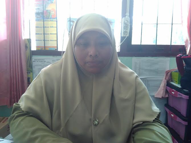 Waka Kesiswaan SMKN 1 Tulangbawang Tengah, Menuk Estri Wijiati S.Pd | Buhairi/jejamo.com