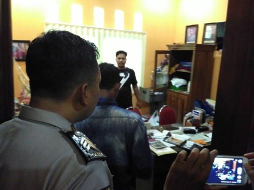Breaking News: Ruang Kepala SMKN 4 Bandar Lampung Diacak-Acak