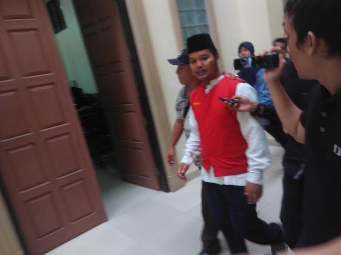 Wakil Ketua DPRD Lampung Timur Hadiri Imtiham Ponpes Darussalamah