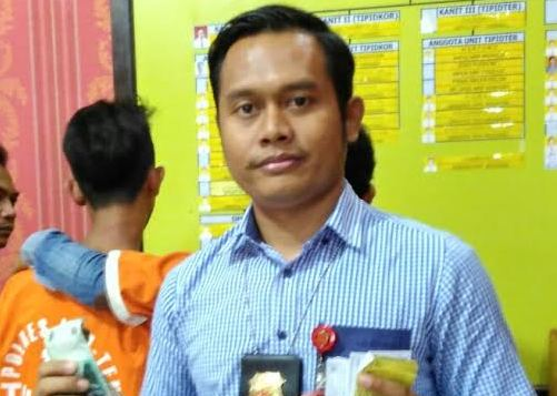 Satreskrim Polres Lampung Tengah Ungkap 360 Kasus di Tahun 2015