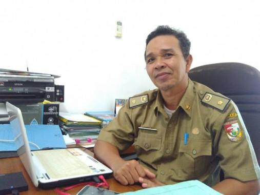 Ribuan Hektar Sawah di Kecamatan Tumijajar Beralih Fungsi