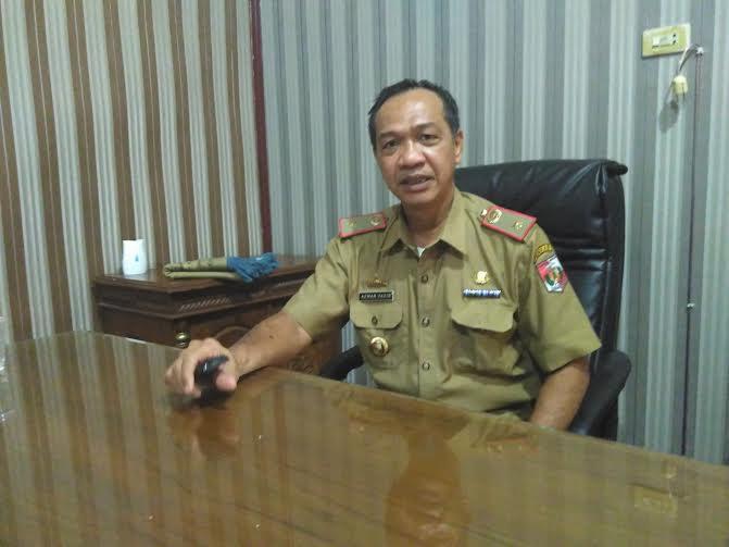 Sekretaris DPRD Lampung Utara Ir Hi Azwar Yazid MM  | Bahairi/jejamo.com