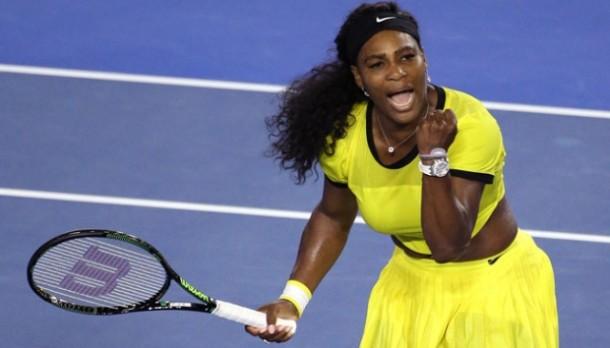 Menang Mudah, Serena Williams Menuju Final Australia Terbuka