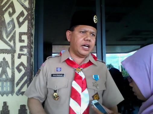 Sulpakar Bangga Gubernur Lampung Ridho Ficardo Cinta Pramuka