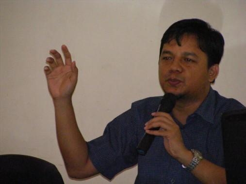 Ketua Komisi IV DPRD Bandar Lampung Syarif Hidayat. | Ist