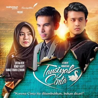 Film Tausiyah Cinta Tayang di Bioskop 21 Central Plaza Bandar Lampung 24 Januari 2016