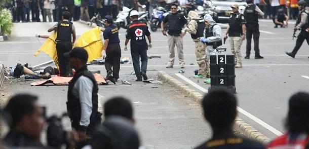 Teror Bom Sarinah  |detik.com