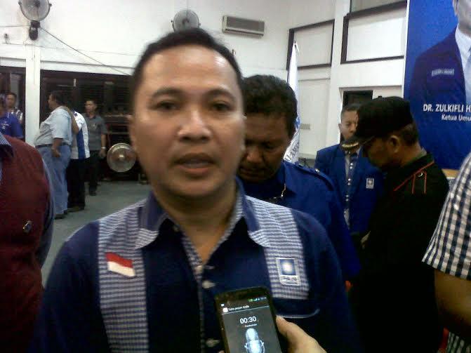 Wahyu Lesmono Ketua DPD PAN Kota Bandar Lampung perode 2016-2021 | Tama/jejamo.com