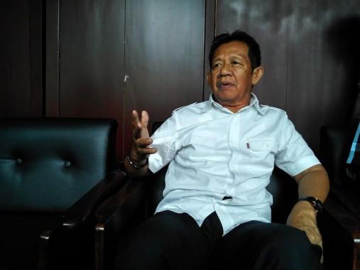 Wakil Bupati Tulangbawang Barat Fauzi Hasan. | Buhairi Aidi/Jejamo.com